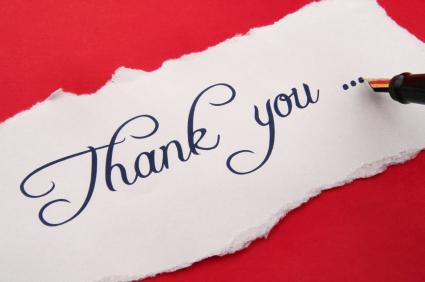 13 sắc thái nói 'Cảm ơn